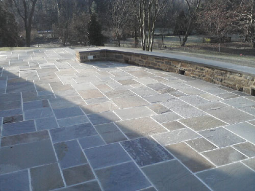 Southampton Patio Contractor Stone Patios Bluestone